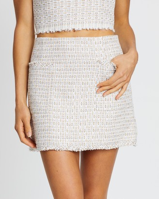 Bec & Bridge Nanou Mini Skirt