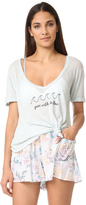 Wildfox Couture Goin with the Flow Tee