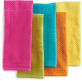 Celebrate Summer Together Summer Brights Kitchen Towel 5-pk.