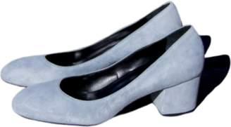 Portamento - Grace Sky Blue Shoes - 38 - Blue