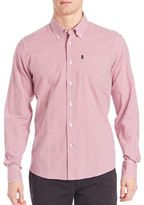 Barbour Leonard Cotton Sportshirt