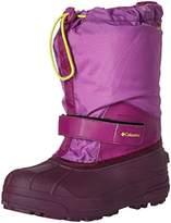 Columbia Girls' Youth Powderbug Forty-K Snow Boot