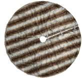Bloomingdale's Faux Fur Tree Skirt - 100% Exclusive
