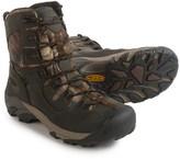 Keen Detroit Work Boots - Waterproof (For Men)