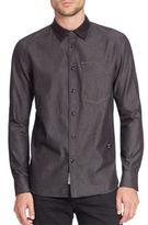 Rag & Bone Long Sleeve Button-Down Shirt