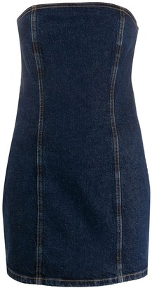 Fiorucci Bella angel denim dress