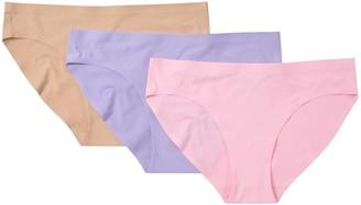 Aqs Laser Bonded Bikini - Pack of 3