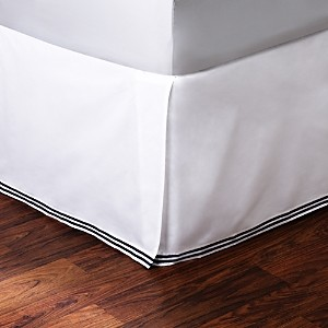 Hudson Park Collection Italian Percale Queen Bedskirt - 100% Exclusive