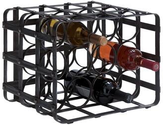 Uma Enterprises Metal Wine Rack