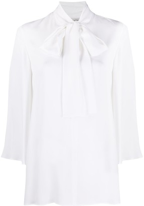 Valentino Pussybow Blouse