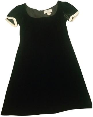 Anna Molinari Black Silk Dresses