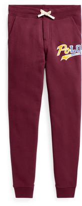 Ralph Lauren Logo Fleece Jogger Trouser