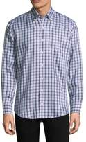 Peter Millar Checkered Button-Down Shirt