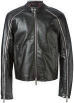 DSQUARED2 zip detail jacket
