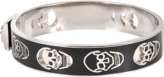 Alexander McQueen Small Pierced Bangle bracelet