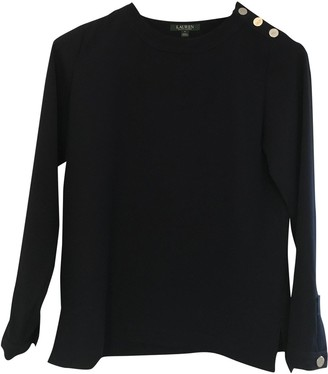 Lauren Ralph Lauren Navy Top for Women