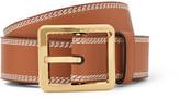 Loewe 3cm Tan Leather Belt
