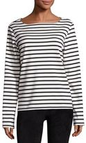 The Row Moris Striped Top