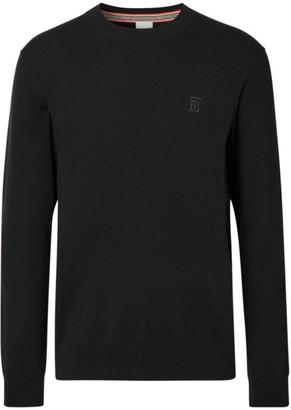 Burberry Bancroft Cashmere Crew Sweater