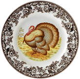 "Spode Woodland"" Turkey Dinner Plate"