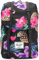 Herschel floral print backpack