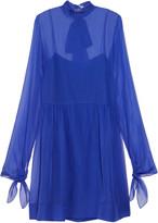 Emilio Pucci Silk-chiffon mini dress