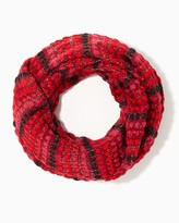 Charming charlie Candy Buttons Infinity Scarf