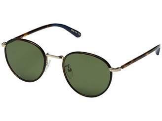 Toms Hynes (Whiskey Tortoise) Fashion Sunglasses