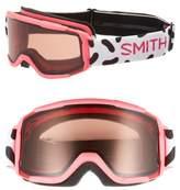 Smith Girl's 'Daredevil' Snow Goggles - Acid Squall