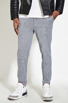 Forever 21 Marled Slim-Fit Pants