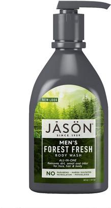 Jason All-In-One Men'S Body Wash Forest Fresh 840Ml