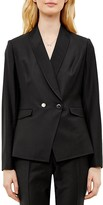 Ted Baker Tiorna Double-Breasted Blazer