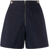 Tommy Hilfiger pinstriped tailored shorts