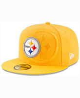New Era Kids' Pittsburgh Steelers Sideline 59FIFTY Cap