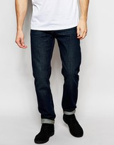 Ps By Paul Smith Paul Smith Jeans In Vintage Wash And Tapered Fit