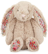 Jellycat Medium Bashful Blossom Posy Bunny Stuffed Animal, Tan