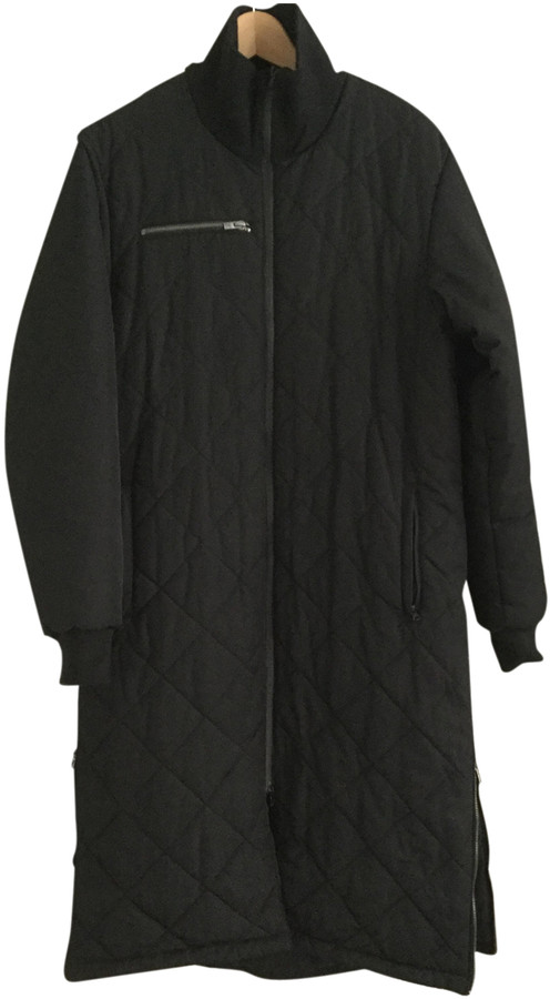 Thumbnail for your product : One Piece Black Polyester Coats