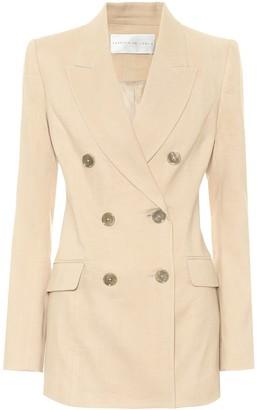 Rebecca Vallance Mojito linen-blend blazer