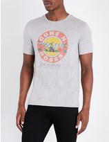 John Varvatos Guns 'N Roses jersey T-shirt