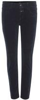 Closed Baker Mid-rise Slim Velvet Jeans