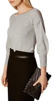Karen Millen Cold-Shoulder Sweater