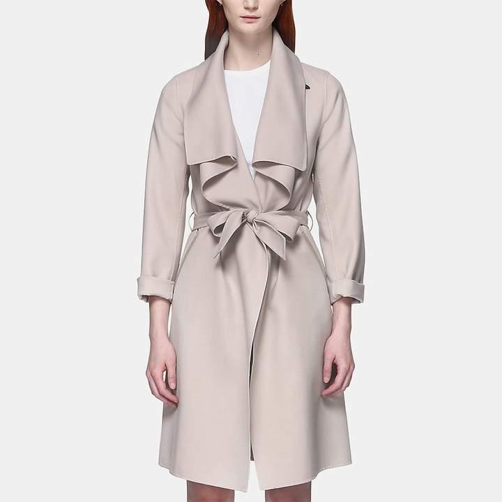 Mackage Loni Belted Wool Coat