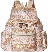 Le Sport Sac 3-Zip Voyager Handbags
