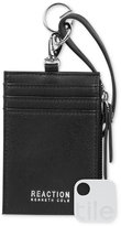 Kenneth Cole Reaction Lanyard Wallet with Tracker