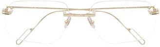 Cartier C Decor sunglasses