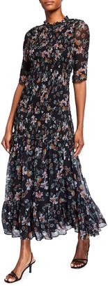 Veronica Beard Gabi Maxi Dress