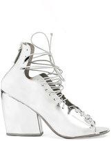 Marsèll lace-up block heel sandals