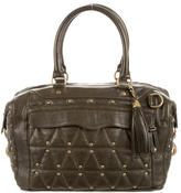 Rebecca Minkoff Quilted Leather Satchel
