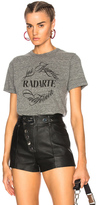 Rodarte Radarte Emblem Tee in Gray.