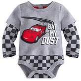 Disney Lightning McQueen Cuddly Bodysuit for Baby